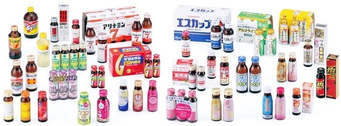 大同薬品工業が製造しているドリンク剤